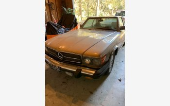 1987 Mercedes-Benz 560SL for sale 101421295