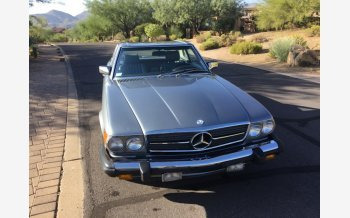 1987 Mercedes-Benz 560SL for sale 101428255