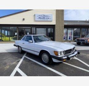 1987 Mercedes-Benz 560SL for sale 101462677