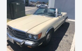 1987 Mercedes-Benz 560SL for sale 101465292