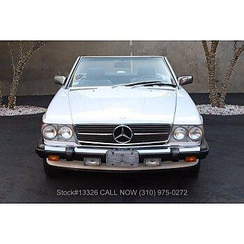 1987 Mercedes-Benz 560SL for sale 101471471