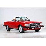1987 Mercedes-Benz 560SL for sale 101486048