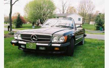 1987 Mercedes-Benz 560SL for sale 101536580