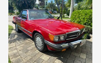 1987 Mercedes-Benz 560SL for sale 101598741