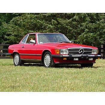 1987 Mercedes-Benz 560SL for sale 101603160