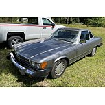 1987 Mercedes-Benz 560SL for sale 101625395