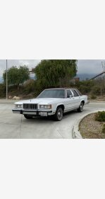 1987 Mercury Grand Marquis LS for sale 101271322