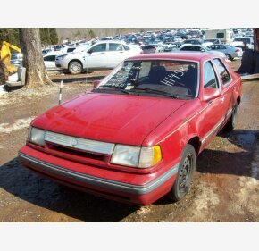 1987 Mercury Topaz GS Sedan for sale 100292480