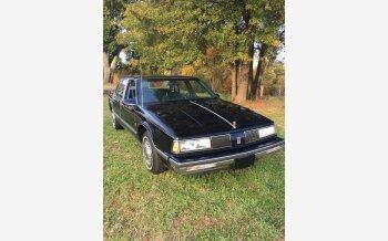 1987 Oldsmobile 88 Royale Brougham Sedan for sale 101628227