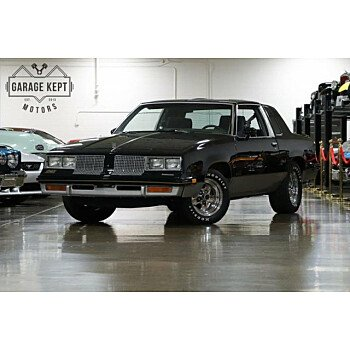 1987 Oldsmobile Cutlass Supreme Salon Coupe for sale 101179900