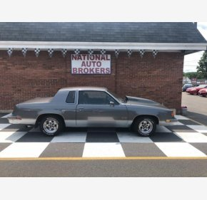 1987 Oldsmobile Cutlass Supreme 442 Coupe for sale 101214087