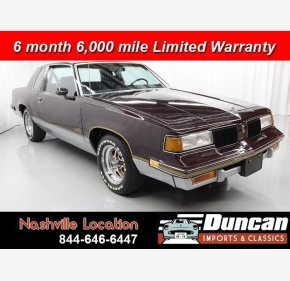 1987 Oldsmobile Cutlass Supreme 442 Coupe for sale 101221777