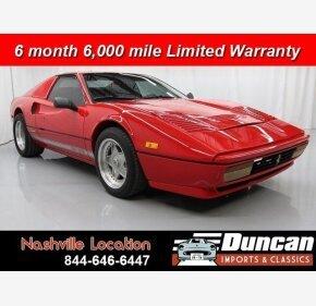 1987 Pontiac Fiero GT for sale 101186200