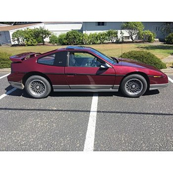 1987 Pontiac Fiero GT for sale 101199449