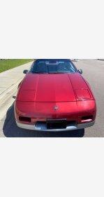 1987 Pontiac Fiero for sale 101336419