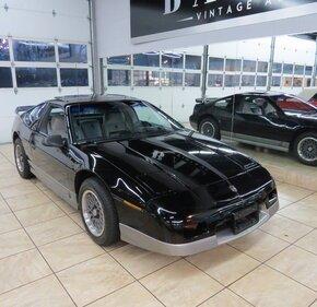 1987 Pontiac Fiero GT for sale 101423095