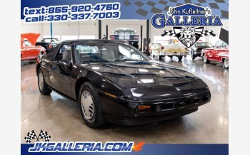 1987 Pontiac Fiero for sale 101430672