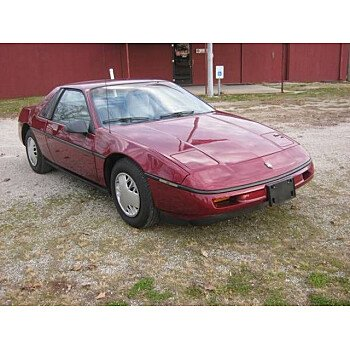 1987 Pontiac Fiero for sale 101438537