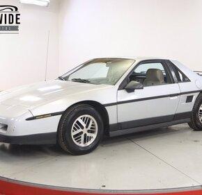 1987 Pontiac Fiero SE for sale 101456043