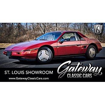 1987 Pontiac Fiero for sale 101563574