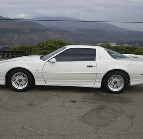 1987 Pontiac Firebird Trans Am for sale 100924014