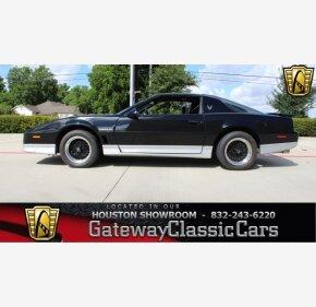 1987 Pontiac Firebird Trans Am Coupe for sale 101005518