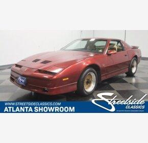 1987 Pontiac Firebird Trans Am Coupe for sale 101049144