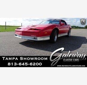 1987 Pontiac Firebird Trans Am Coupe for sale 101138717