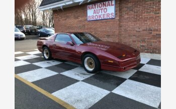 1987 Pontiac Firebird Trans Am Coupe for sale 101269593
