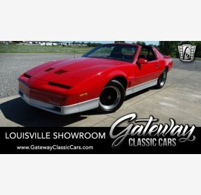 1987 Pontiac Firebird Trans Am Coupe for sale 101352434