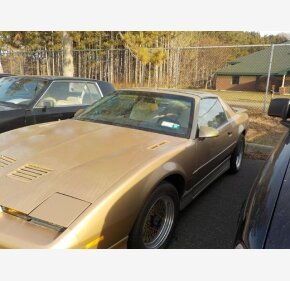 1987 Pontiac Firebird Trans Am for sale 101373063