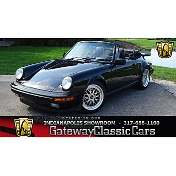 1987 Porsche 911 Carrera Cabriolet for sale 101032933