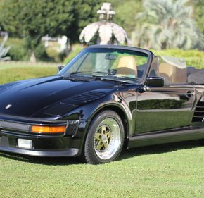 1987 Porsche 911 Carrera Cabriolet for sale 100934971
