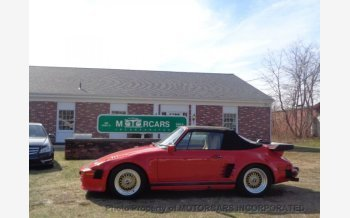 1987 Porsche 911 Carrera Cabriolet for sale 100976150