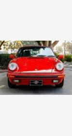 1987 Porsche 911 Carrera Coupe for sale 100985918