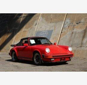 1987 Porsche 911 for sale 101023054