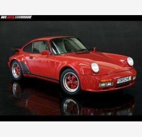 1987 Porsche 911 Turbo Coupe for sale 101078375