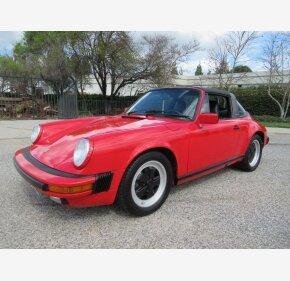 1987 Porsche 911 Targa for sale 101103397