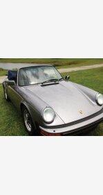 1987 Porsche 911 for sale 101105816