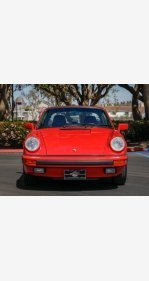 1987 Porsche 911 Targa for sale 101116463