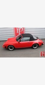 1987 Porsche 911 Carrera Cabriolet for sale 101167757