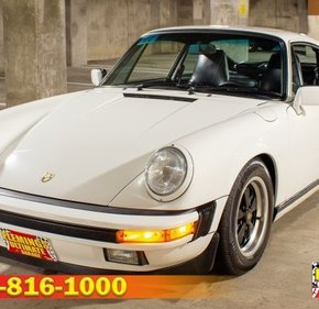 1987 Porsche 911 Carrera Coupe for sale 101210817