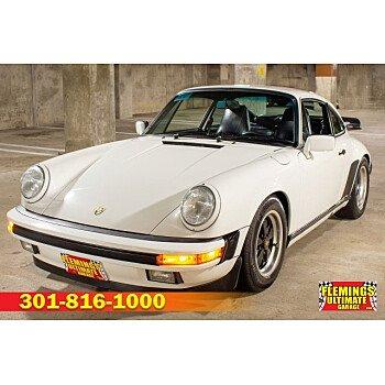 1987 Porsche 911 Carrera Coupe for sale 101210817