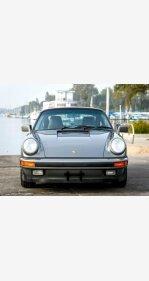 1987 Porsche 911 Carrera Coupe for sale 101219930