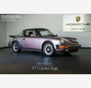 1987 Porsche 911 Targa for sale 101221322