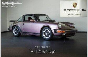 1987 Porsche 911 for sale 101221322
