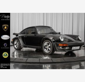 1987 Porsche 911 Turbo Coupe for sale 101221941