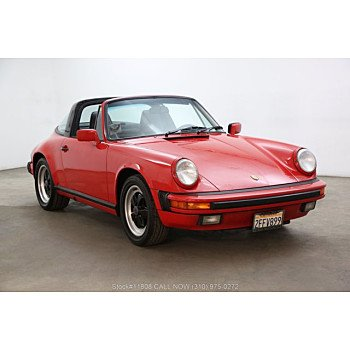 1987 Porsche 911 Targa for sale 101292168