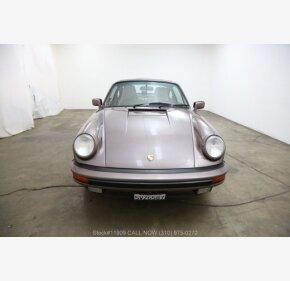 1987 Porsche 911 Carrera Coupe for sale 101305247