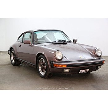 1987 Porsche 911 Coupe for sale 101305247